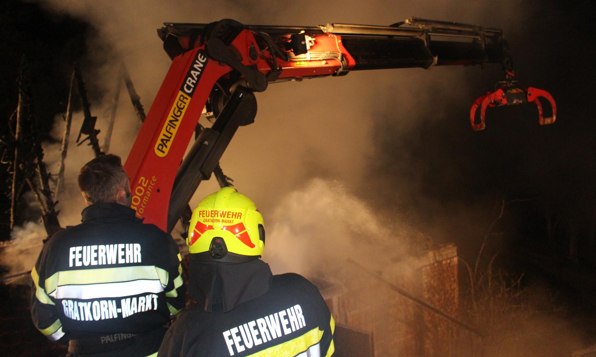 Freiwillige Feuerwehr Gratkorn - Markt